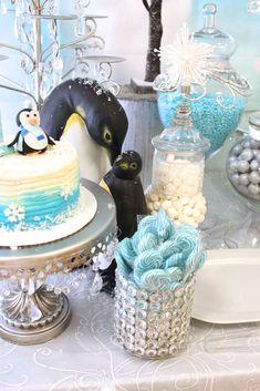 Winter Onederland Birthday Party Ideas | Photo 1 of 30