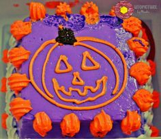 Halloween's Cake :B Booooo!!