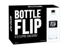Bottle Flip Board Game