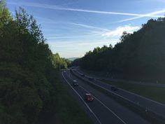 Laufend gebloggt: Weiler- und Heinitzbachtal