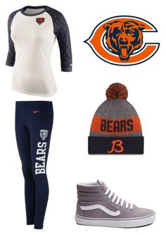 Bear Down, Chicago Bears. Find your perfect tailgate outfit for the Fall at Lids.com!