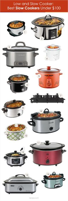 Best Slow Cooker Options for Under $100