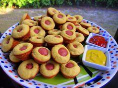 Corn Dog Muffins - Football Friday   Plain Chicken