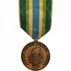 "The Armed Forces Service Medal (AFSM) is an award of the U.S. military and was established on January 11th, 1996. The AFSM is given to personnel who partake in ""significant activity"" for which no other service or campaign medal is accredited. The term ""significant activity"" is determined by theater commanders and is usually deemed to be participation in a U.S. military operation considered to hold a high degree of scope, impact, and international significance."