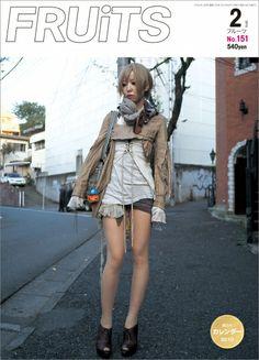 FRUiTS No.151 (2010.02) - streetshop   by Shoichi Aoki