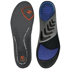 Sof Sole Airr Orthotic Full Length Performance Shoe Insoles Mens Size 9105 >>> Want to know more, click on the image.(This is an Amazon affiliate link and I receive a commission for the sales)