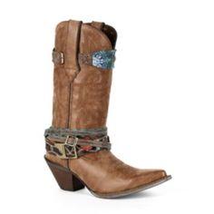 Durango Crush Accessorized Women's Cowboy Boots/