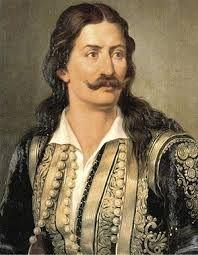 Ο Αθανάσιος Διάκος ήταν ένας από τους Έλληνες πρωταγωνιστές της Επανάστασης του 1821 που έδρασε στη Στερεά Ελλάδα. Μυήθηκε στη Φιλική Εταιρεία το 1818 και το 1820 έγινε αρματολός στη Λιβαδειά. Στις 22 Απριλίου 1821 έδωσε μάχη με τα στρατεύματα του Ομέρ Βρυώνη. Στη μάχη αυτή συνελήφθη από τους Τούρκους και κάηκε (σουβλίστηκε) στις 24 Απριλίου 1821.