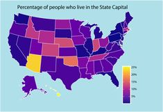 Wisconsin, Michigan, United Nations Peacekeeping, U.s. States, State Map, North Dakota, Cartography, Capital City, New Hampshire
