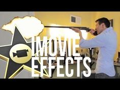 iMovie Effects; inserting effects like explosions etc. Key is pre-keyed footage since means transparent.