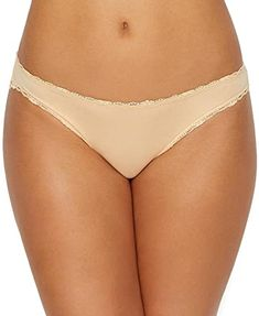 Maison Lejaby 5304-145 Invisible Nude Panty High Waist Brief Knickers