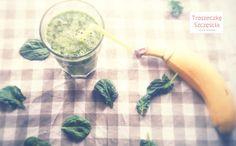 Troszeczkę Szczęścia: • Ekspresowy Green Shake •