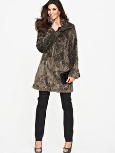 Savoir Luxury Faux Fur Coat, http://www.littlewoods.com/savoir-luxury-faux-fur-coat/1109614749.prd