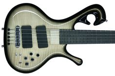 Ritter Okon Nr. 0501 - Swamp Ash body with natural bleached Flamed Maple top