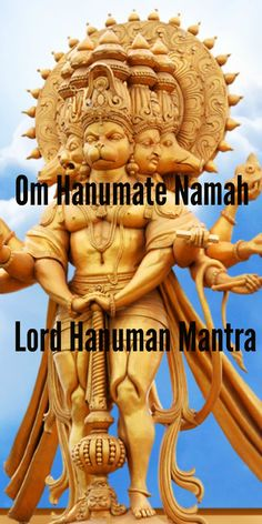 Om Hanumate Namah Meaning – Lord Hanuman Powerful Mantra for Protection