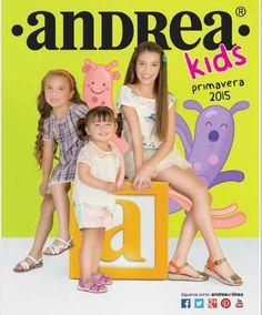 Andrea Kids: Zapatos para niñas primavera 2015 - Andrea