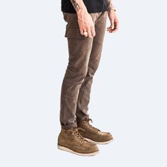 Berkley Cargo Pants - P&Co, Graphic T-shirts, Accessories, Leather Goods & Watches | Men's and Women's Clothing | An un-apologetic rebellious lifestyle brand, not for the faint of heart. Break the rules, live in the moment. | Instagram @pandco