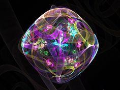 diamond fractal | Liquid Diamond by Capstoned