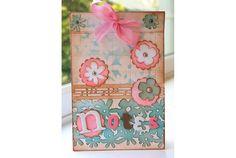 Cuaderno Jardin de Flores