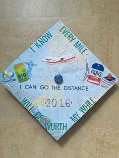 Graduation Cap 2016 #gradcap #graduationcap #graduation #2016graduation #hercules #disneyhercules #gradquote #graduationquote