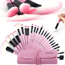 cheap cosmetics VANDER LIFE Professional 24/32Pcs Pink Makeup Brush Brushes Set Kit Tools w/Bag Price Only US $8.64 - 9.59 | #makeup #EyeShadow #beautycreamsproducts #feminism #makeupforbarbies #wakeupandmakeup #instamakeup #cosmetic #cosmetics