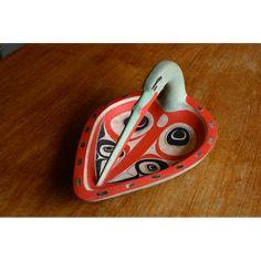 Boxes & Bowls - Glen Rabena, Northwest Coast Native Artist
