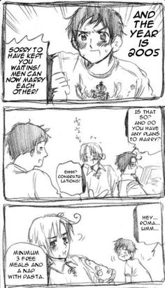 CANON SPAMANO PROPOSAL!!!!!!!!!!!!!!!!!<------I don't know about you guys, but I'm gonna take Romano's answer as a yes. ^^