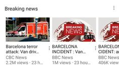 YouTube now ready to replace news channels?    If you like to see the news but if you travel away from television access or for some reason then this reduction will nowbe completed byYouTube.  Yes Google is now going to have a new add-on on its video sharing site called Breaking News so users can easily access important news.  This increase will be done on both the YouTube app and desktop versions which the Android Policespot.  Read More:YouTube has introduced Messaging feature  This new…