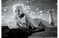 Outtake From Marilyn Monroe's Last On-Set Photo Shoot