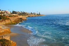 Catch the waves, explore the tide pools, and view a seal or two (or twenty!) at La Jolla Cove!