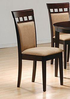 Coaster Cushion Back Dining Chairs, Cappuccino, Set of 2 ... https://www.amazon.com/dp/B0019IJRKQ/ref=cm_sw_r_pi_dp_x_NotaybMAWDSXY