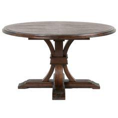 Devon Round Extension Dining Table