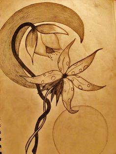 Flower Dance Graphite