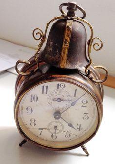Wecker antik um 1890/1900  | eBay