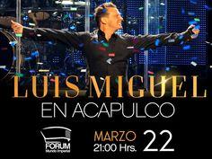 Noticias Acapulco News - Luis Miguel regresa a Acapulco