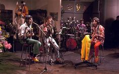 The Beatles perform All You Need Is Love on Our World, 25 June 1967