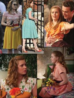 "Plane Pretty | Fashion, Travel and Lifestyle Blog: Amy Adams' Wardrobe in ""The Muppets"""