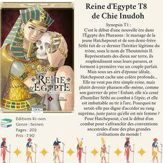 Reine d'Egypte T8 de Chie Inudoh Le Couple Parfait, Baseball Cards, Livres