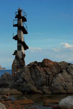 Sisiman lighthouse [? - Mariveles, Central Luzon, Luzon, Philippines]