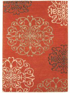 Teppich 100% Wolle Design MATRIX RUG 160x230cm Tangier Orange E103094 Wohndesign http://www.ebay.de/itm/Teppich-100-Wolle-Design-MATRIX-RUG-160x230cm-Tangier-Orange-E103094-Wohndesign-/381851751028?ssPageName=STRK:MESE:IT