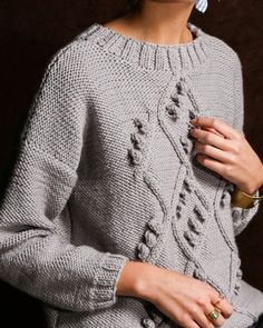 Fay Sweater - We are Knitters