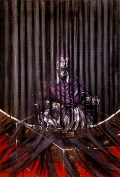 Francis Bacon - study after velasquez-1950