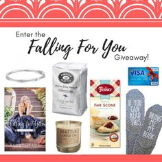 Falling for You Giveaway - Becky Wade