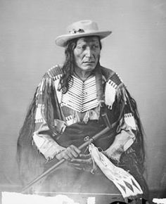 Tall Wolf, Oglala, 1872