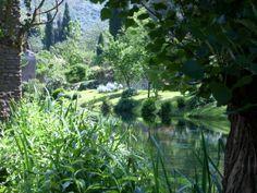 Giardino di Ninfa  Lazio