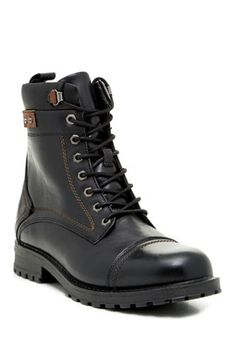 Rhodes Faux Fur Lined Waterproof Boot