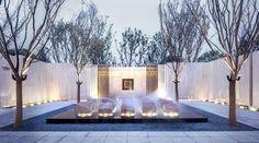 Vanke Park Mansion 'True Love',Courtesy of FLOscape Landscape Design Company