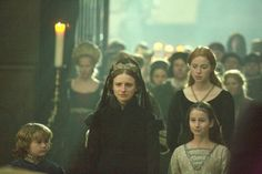 The White Queen Finale: Queen Anne and Lizzie on funeral