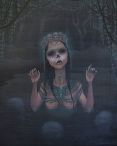 """La Llorona"" by Irene Garcia"