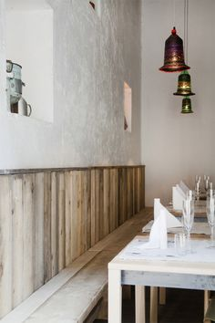 28 Posti Restaurant by Francesco Faccin 7